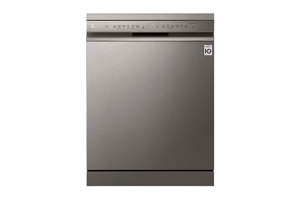 LG 14 Place QuadWash® Dishwasher in Platinum Steel Finish * Free Delivery *