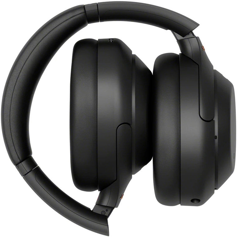 Sony WH-1000XM4B Wireless Over-Ear Noise-Cancelling Headphones - Black