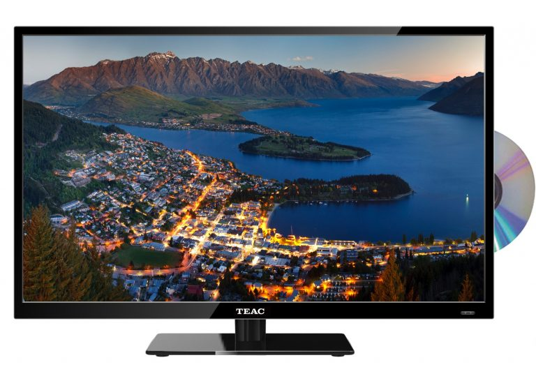 "Teac LED 28"" FHD TV with built in DVD player"