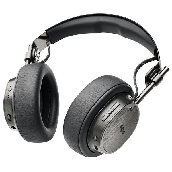 MARLEY EXODUS ANC WIRELESS BLUETOOTH NOISE CANCELLING HEADPHONES EM-DH021-BK
