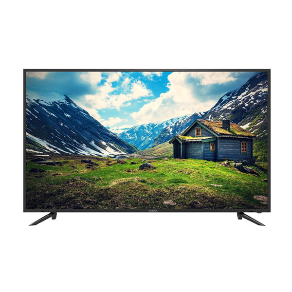 KONIC 75in 4K LED TV with built in Freeview
