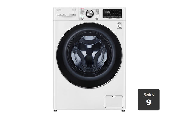 LG 12kg Front Load Washing Machine with Steam+  * Free Delivery Nation Wide * Price Matched