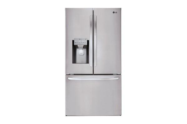 LG 683L Premium French Door Fridge with Ice & Water Dispenser stainless finish * FREE DELIVERY Nationwide * Price Matched
