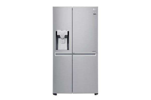 LG 665L Side by Side Fridge with Door-in-Door® Plumbed Ice & Water Dispenser Stainless Finish * Free Delivery *
