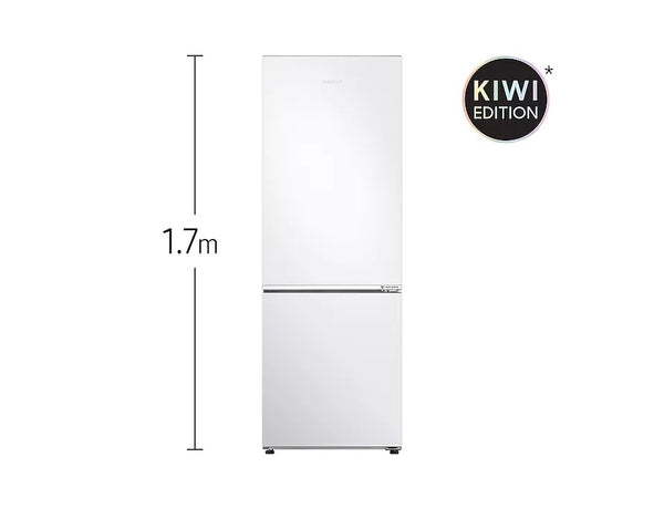 Samsung 336L Bottom Mount Fridge/Freezer in White * Free Delivery *