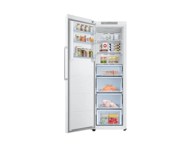 Samsung 346L 1 Door Vertical Freezer White * Free Delivery On All Whiteware and TV For Limited Time *