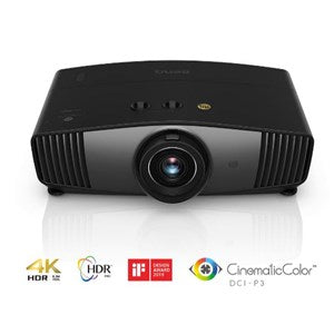 BenQ W5700 DLP 4K 100% DCI-P3 HDR Home Theatre  Projector