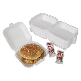 Arnon Foam Burger Box - Small - 500pcs