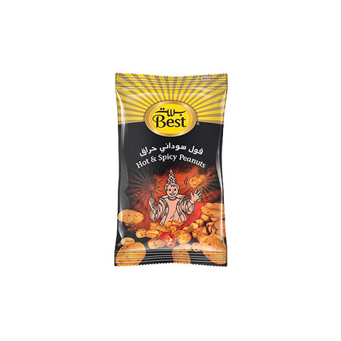Peanut Hot & Spicy - 13Gm X 30Pc
