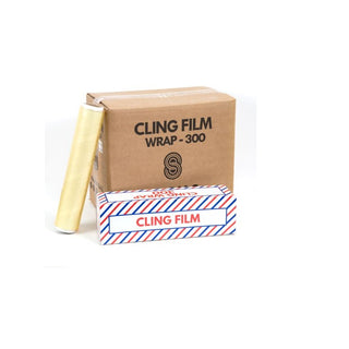 Super Touch Cling Film - 30cm - 6 Rolls
