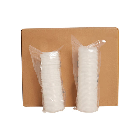 Lids for 6.5oz Paper Cup/6oz Foam Cup - 1000pc