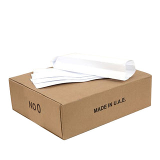 Lareen Paper Bag White - Size 0 - 4kg