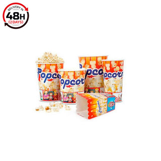 Popcorn Tub - 46oz - 500pcs