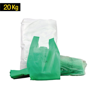 Recycle T-Shirt Bags 20kg - Small