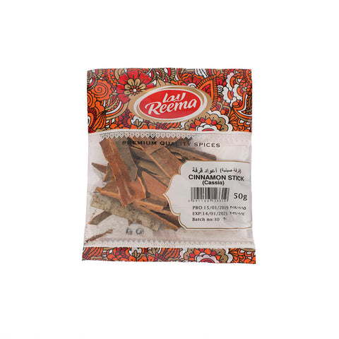 Reema Cinnamon Stick - 50gm X 12Pc