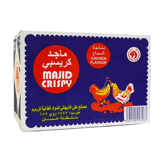 Oman Majid Chicken Flavor Chips - 15Gms x 40Pcs