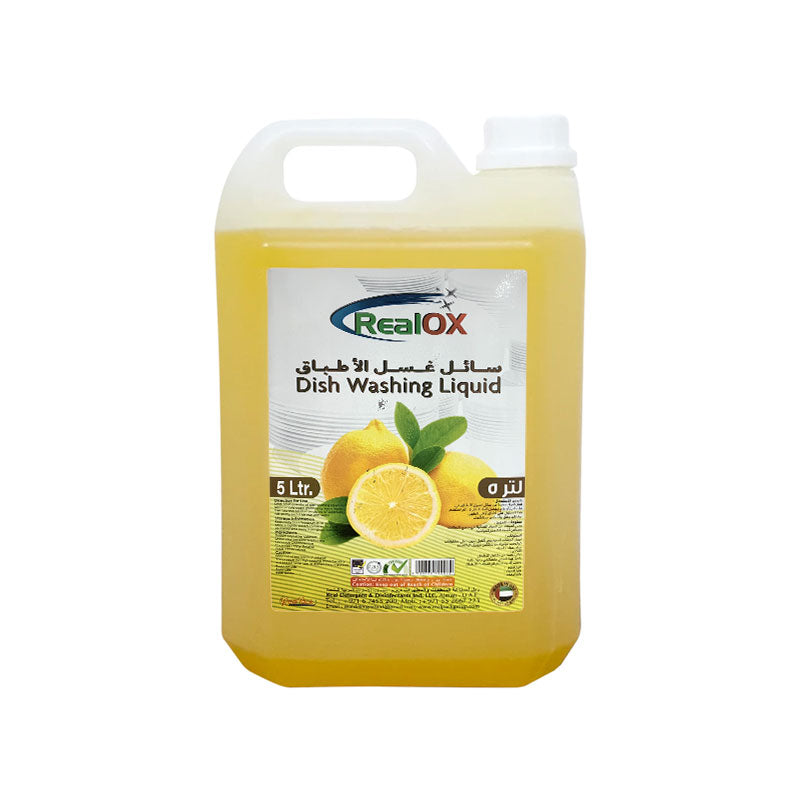 Dishwash Liquid - 5Ltr - 4pc
