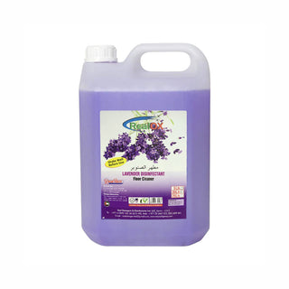Floor Wash Liquid Lavender - 5 Liter- 4Pc