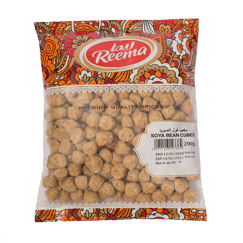 Reema SoyaBean Cube - 200gm X 6Pc