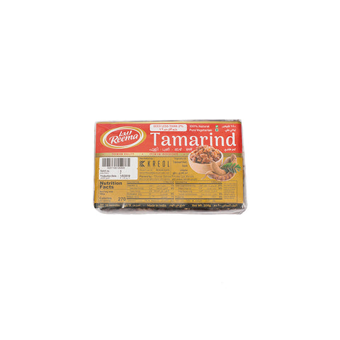 Reema Tamarind Seedless - 200gm X 5Pc