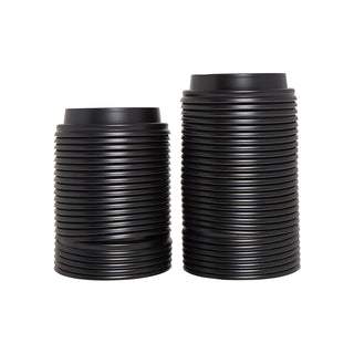 Galaxy Lids for 8 oz. Cup HD - 50pc x 4 Pack