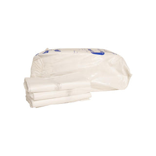 White Restaurant Bag - Medium - 20kg