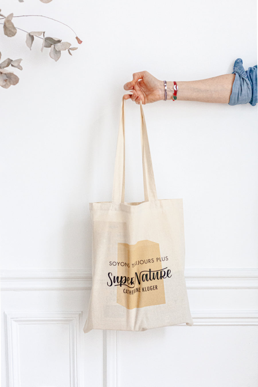 Tote Bag SuperNature