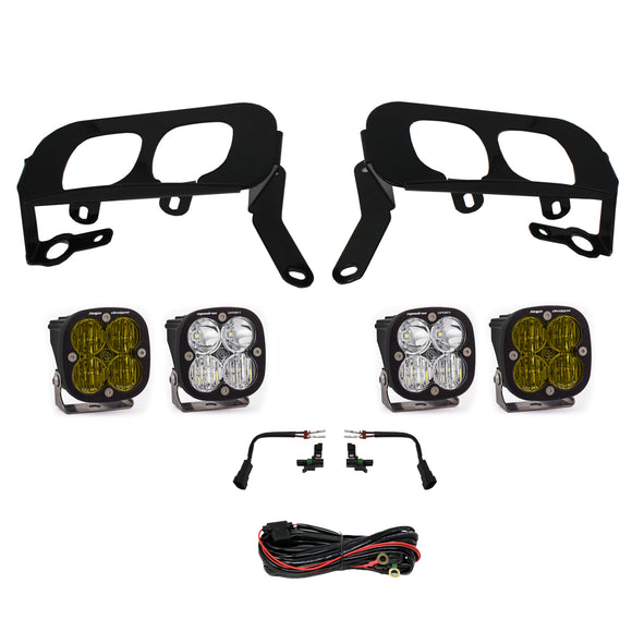 Chevy, 1500 (14-15), Squadron Sport / SAE Fog Light Kits