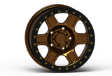 "G400 Beadlock Wheel 17x9"" 5&6 Lug High Offset"