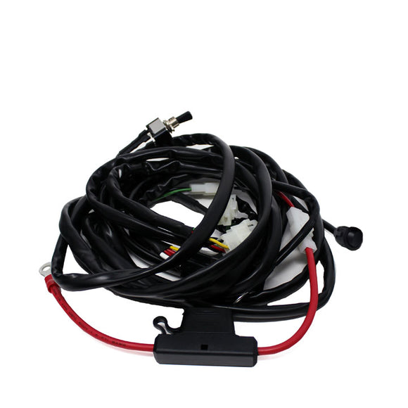 OnX6 Hybrid Laser/S8 Wire Harness w/Mode-1 Bar