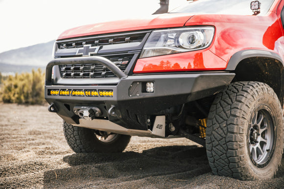 Chevy Colorado ZR2 Front Bumper & Grill Guard