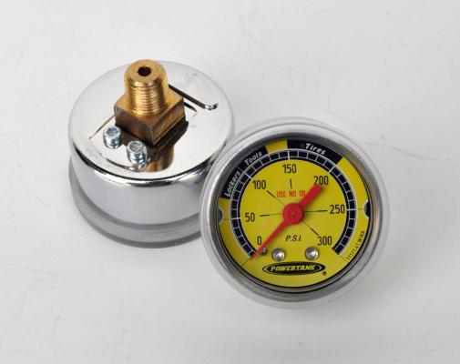 SUPER FLOW HP250I REGULATOR REPLACEMENT GAUGE