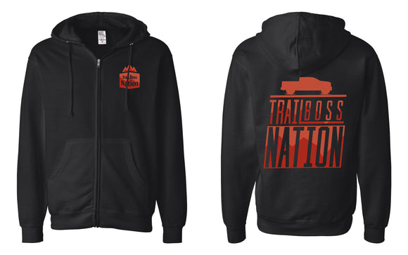 Trail Boss Nation Hoodie