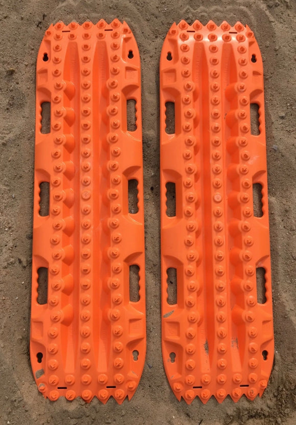 ActionTrax Orange - Pair | Recovery Boards
