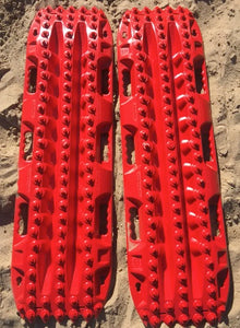 ActionTrax Red - Pair | Recovery Boards