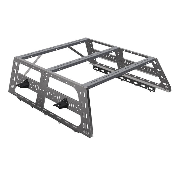 CBI Offroad Chevy Colorado Sheet Metal Style Bed Rack | Short Bed Cab Height