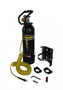15 LB POWER TANK JEEP JKU EDITION - CO2 TANK PORTABLE AIR SYSTEM