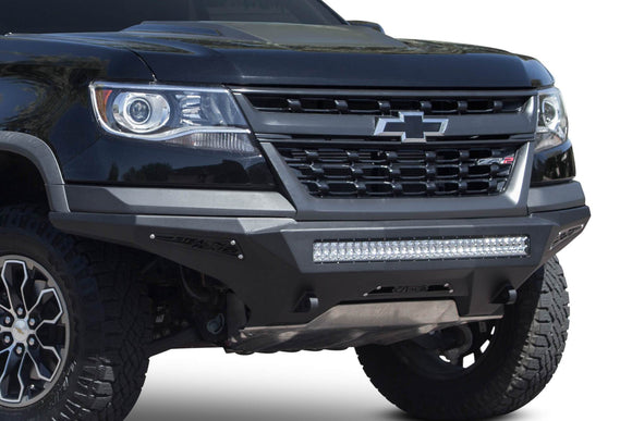 2017 - 2020 Chevy Colorado ZR2 Stealth Fighter Front Bumper