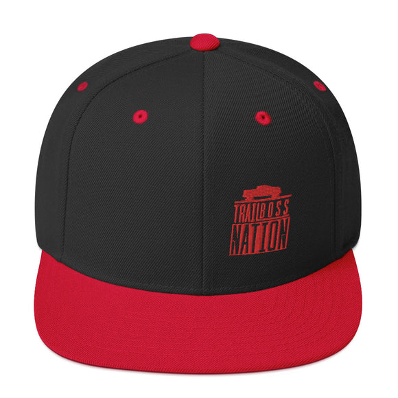 Trail Boss Nation - Snapback Hat