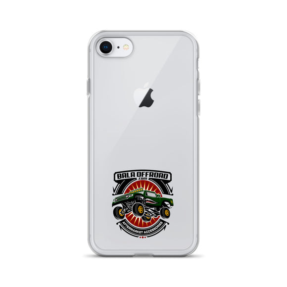 Bala Offroad - iPhone Case
