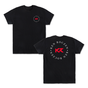 Ken Roczen Brand Two-Tone Tee - Black