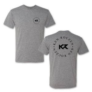 Ken Roczen Brand Tee - Gunmetal Heather