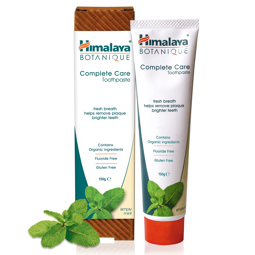 Himalaya BOTANIQUE Complete Care Toothpaste - Simply Mint 150g