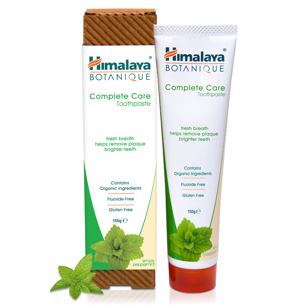 BOTANIQUE Complete Care Toothpaste - Simply Peppermint