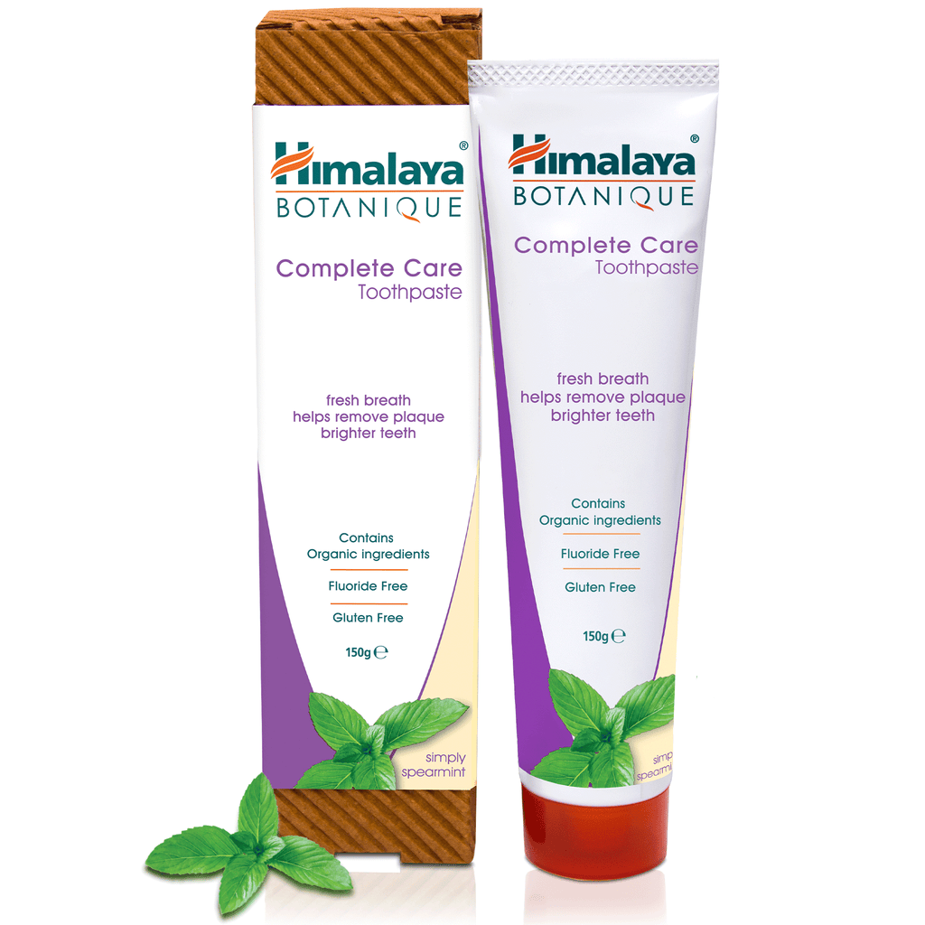 BOTANIQUE Complete Care Toothpaste - Simply Spearmint