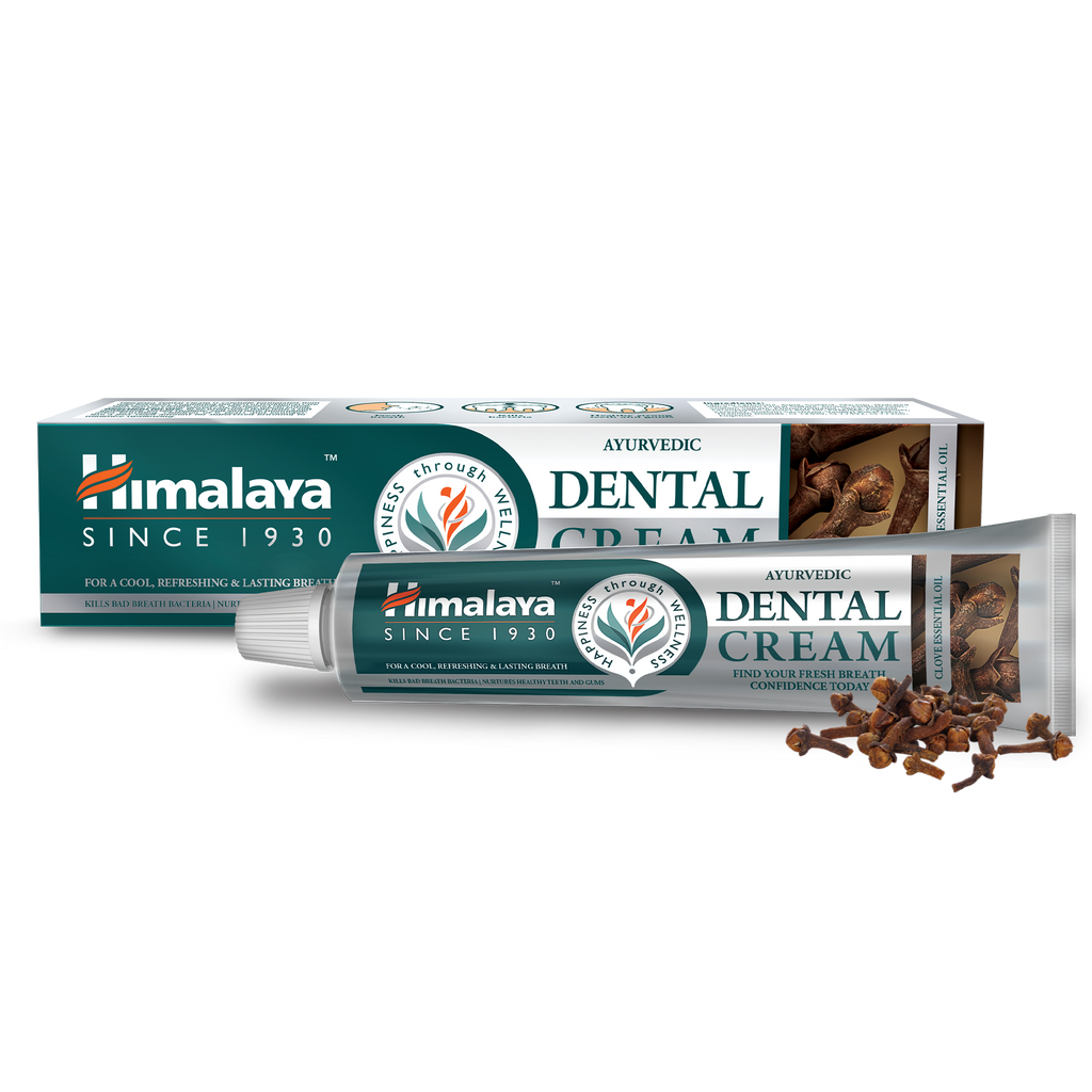 Himalaya Ayurvedic Dental Cream Herbal Toothpaste Clove 100g