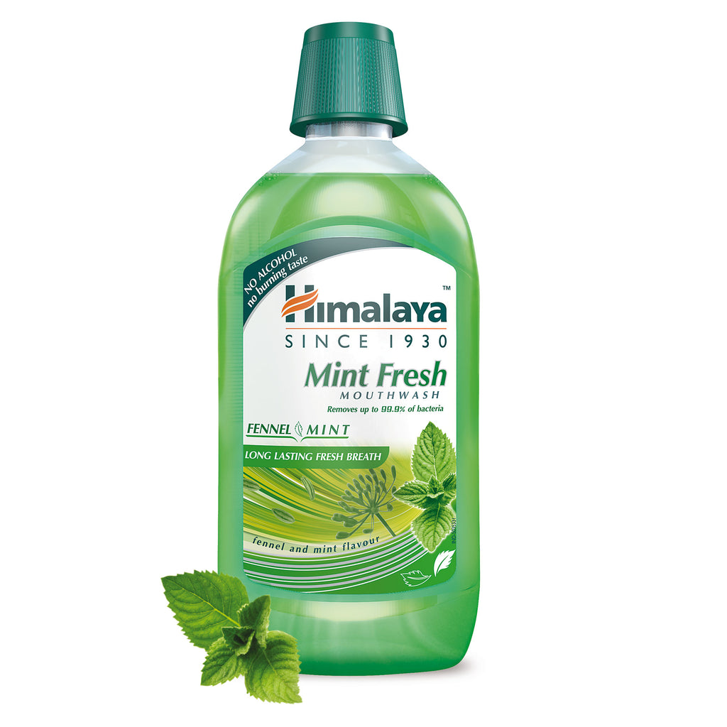 Mouthwash - Mint Fresh