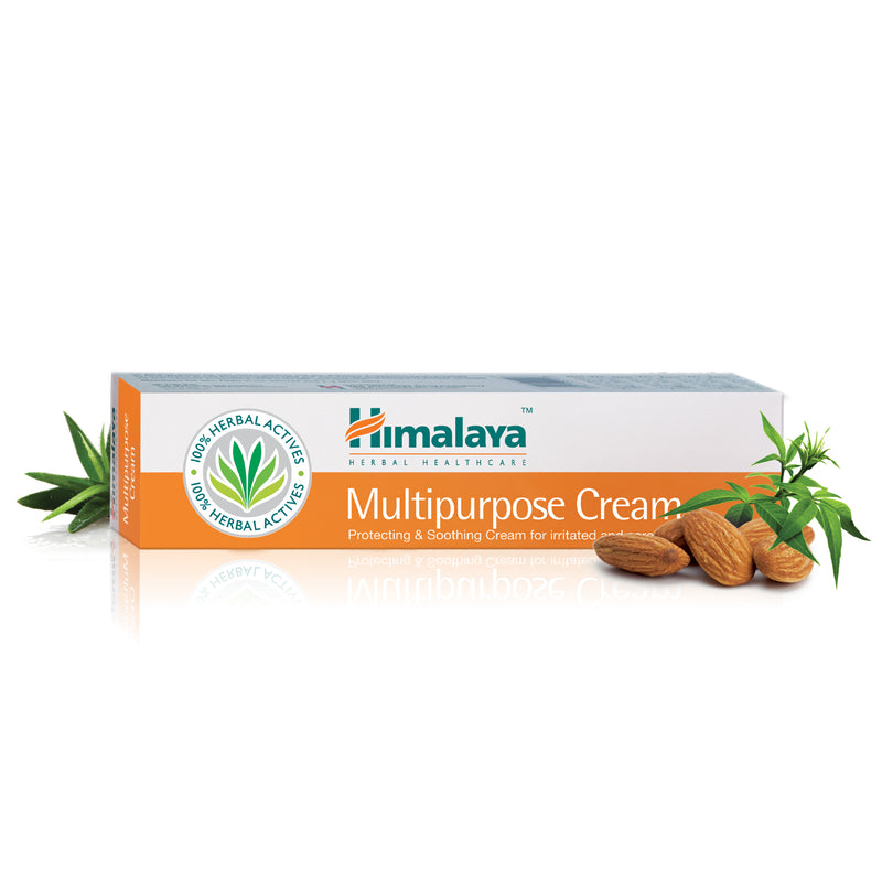 Himalaya Multipurpose Cream - Protects & Soothes Irritated Skin