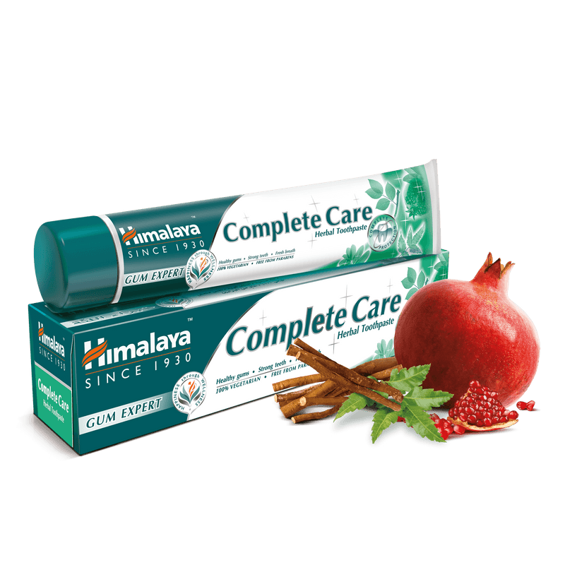 Gum Expert Herbal Toothpaste - Himalaya Complete Care