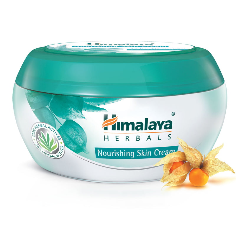 Himalaya Nourishing Skin Cream - Nourishes, Moisturizes, and Protects